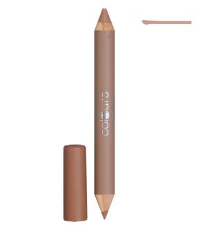 LR Colours Cashmere Creme oboustranná tužka na obočí - 4,9 g + 1,3 g