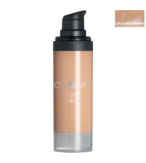 LR Colours krémový make-up Medium Sand - 30 ml