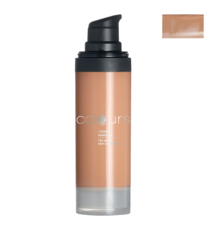 LR Colours krémový make-up Medium Caramel - 30 ml