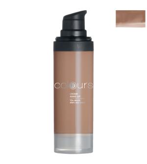 LR Colours krémový make-up Dark Caramel - 30 ml