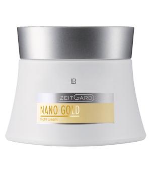 LR Nanogold Noční krém 50 ml