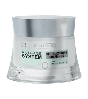 LR Zeitgard Anti-age Restrukturalizační krémový gel 50 ml