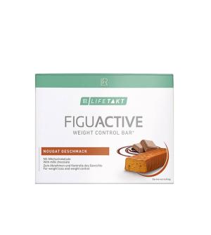 LR Lifetakt Figu Active Tyčinka s Nugátovou Příchutí 6 x 60 g