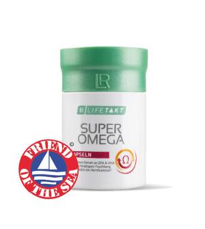 LR Lifetakt Super Omega Kapsle 60 kapslí